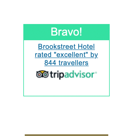 "Bravo! Brookstreet Hotel rated ""excellent"" by 844 travellers. TripAdvisor"