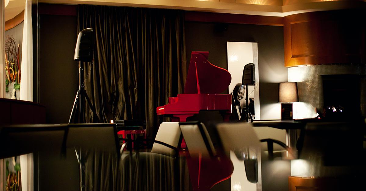 Options Jazz Lounge In Ottawa Brookstreet Hotel