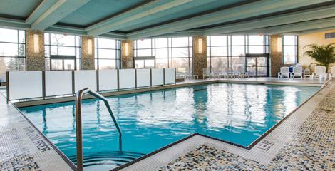 Indoor Amp Outdoor Pools Brookstreet Hotel