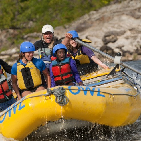 OWL Rafting Discount