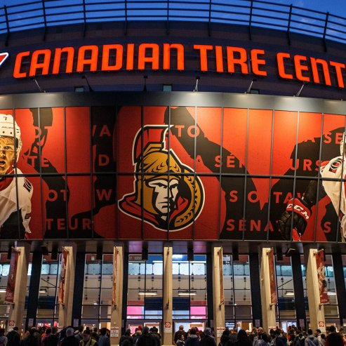 Sens Ticket Contest